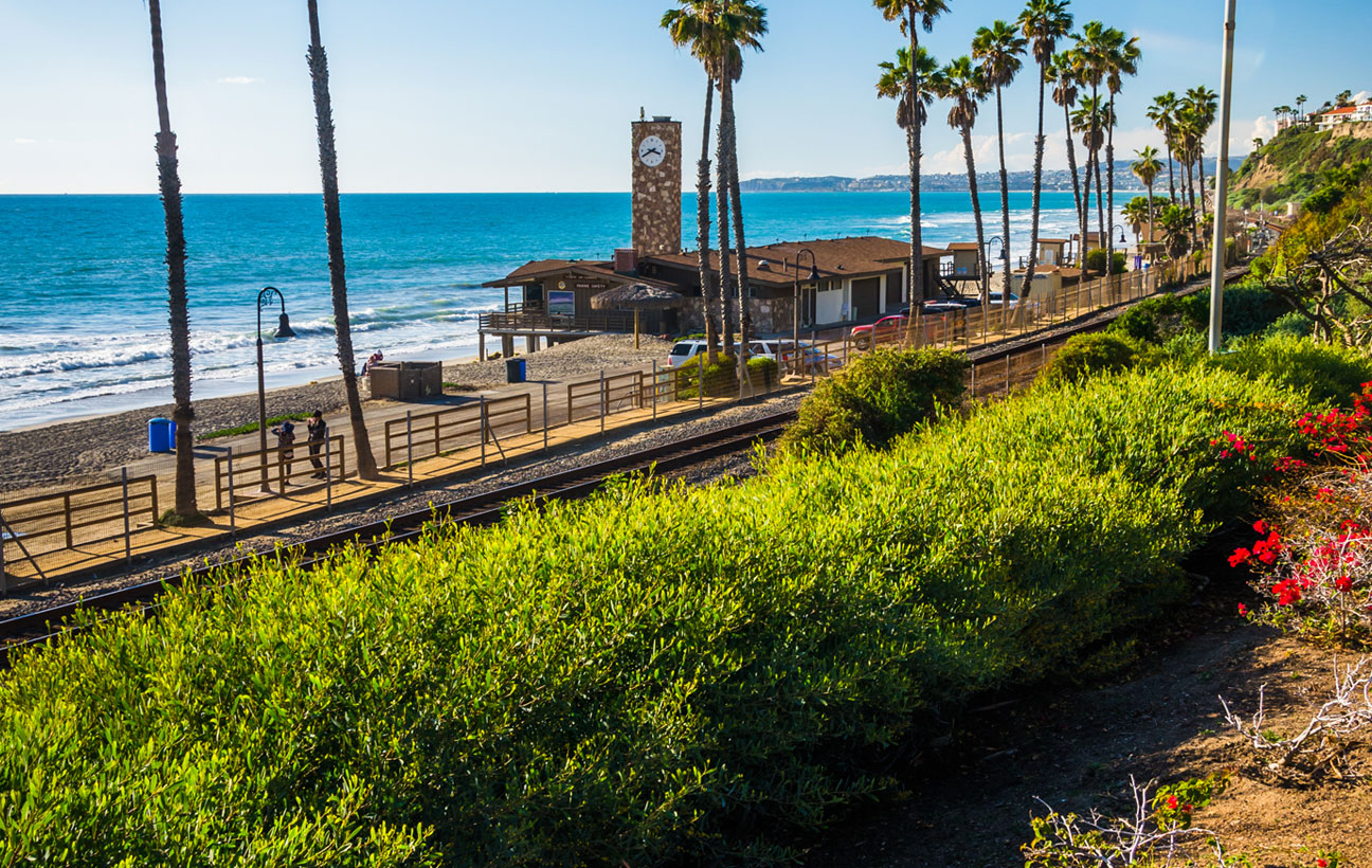 Welcome to San Clemente California